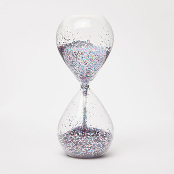Decorative Glitter Sand Hourglass
