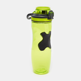 Water Bottle with Flip Cap and Sipper - 750 ml