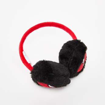 Spider-Man Themed Earmuffs