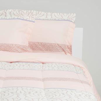 Printed 3-Piece Comforter Set - 220x230 cms