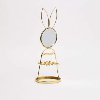 Decorative Jewellery Holder with Mirror