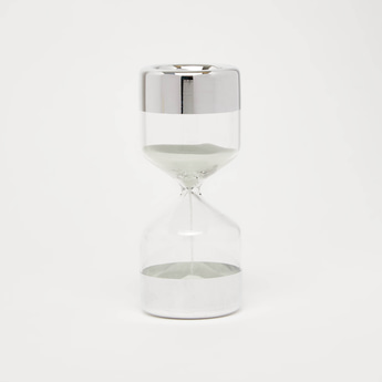 Sand Clock Decor Piece