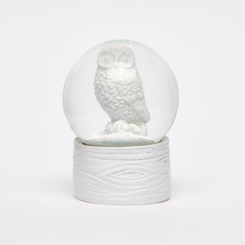 Owl Decorative Water Ball