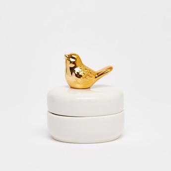 Round Shaped Jewellery Box