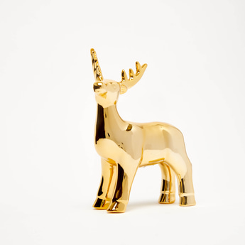 Decorative Reindeer Figurine
