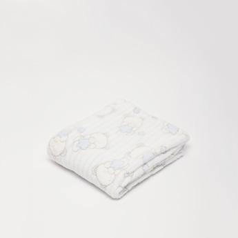 Textured Blanket - 100x75 cms