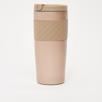 Solid Thermo Flask with Cap