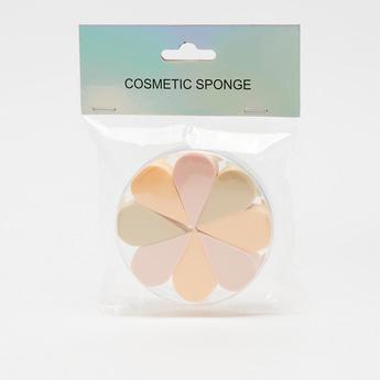 Set of 8 - Solid Cosmetic Sponge