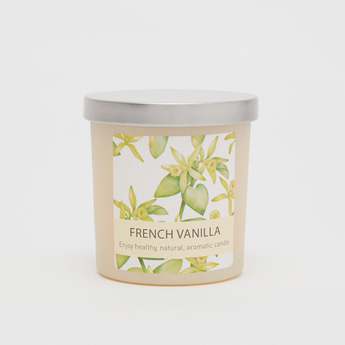 French Vanilla Jar Candle