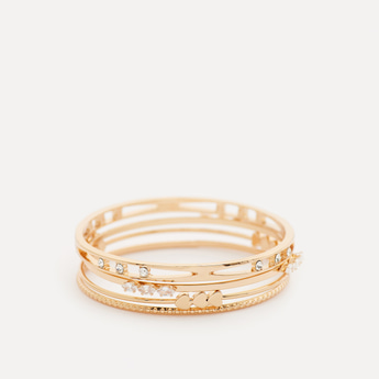 Set of 4 - Assorted Bangles