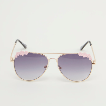 Applique Detail Sunglasses