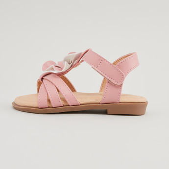 Infant Girls Flat Sandals