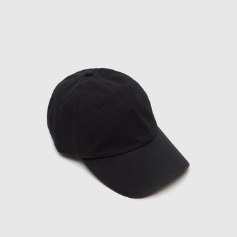 Cap with Embroidered Eyelets