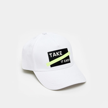 Printed Adjustable Cap