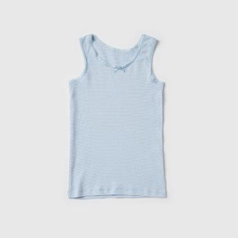 Lace Detail Vest - Set of 2