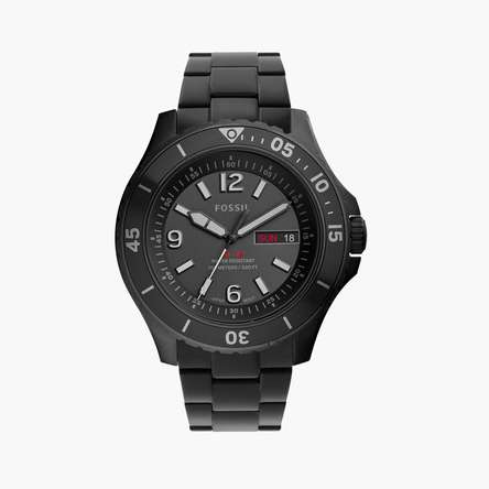 FOSSIL  FB-02 Men Water-Resistant Analog Watch - FS5688I