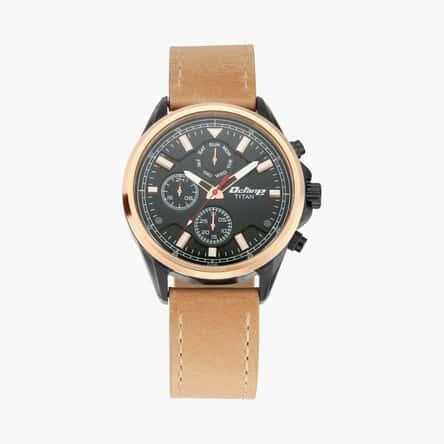 TITAN Octane Men Water-Resistant Multifunction Watch- 90107KL01