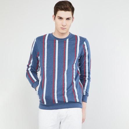 MAX Long Sleeves Crew Neck Sweatshirt