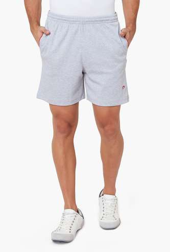 PROLINE Pocketed Sporty Shorts