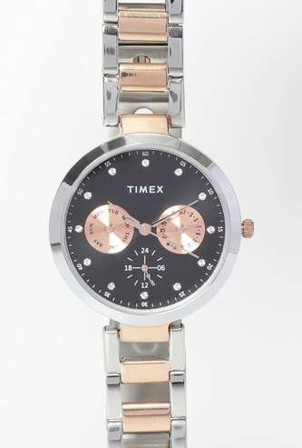 TIMEX Women Water-Resistant Chronograph Watch - TW000X210