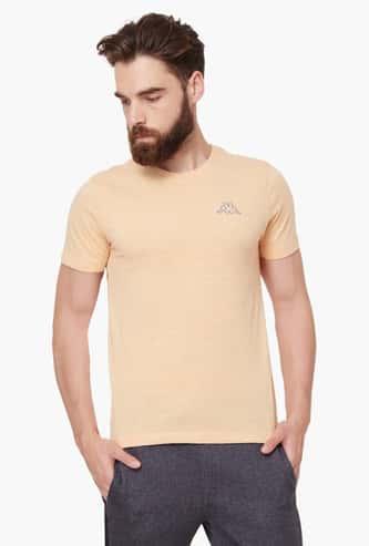 KAPPA Solid Short Sleeves T-Shirt
