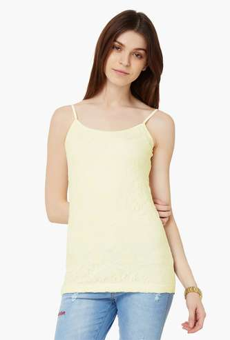 CODE Lacy Camisole