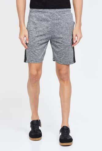 PROLINE Textured Elasticated Shorts