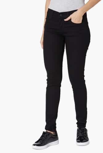 LEVI'S Dark Shade 5-Pocket Jeans