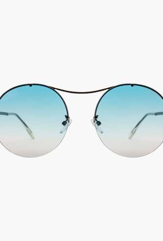OPIUM Women UV-Protected Gradient Round Sunglasses - OP1 758 C03