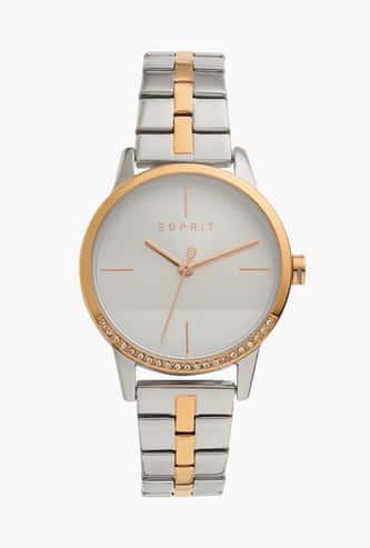 ESPRIT Women Analog Watch with Metal Strap -  ES1L106M0105