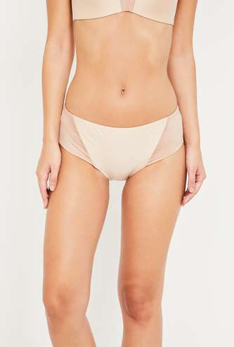 TRIUMPH Solid Hipster Panty