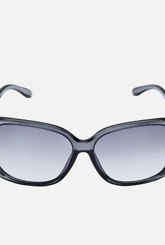 GIORDANO Women Solid UV-Protected Butterfly Sunglasses - GA90222C04