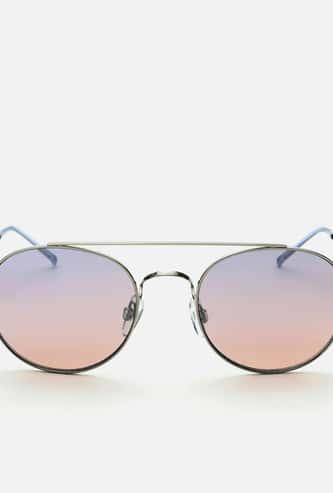 TOMMY HILFIGER Women Polarized Round Sunglasses- TH843C3S