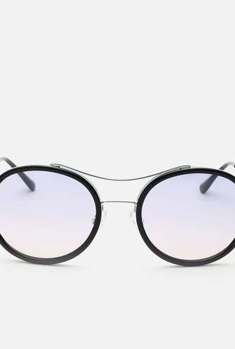 TOMMY HILFIGER Women UV-Protected Round Sunglasses- TH844C3S