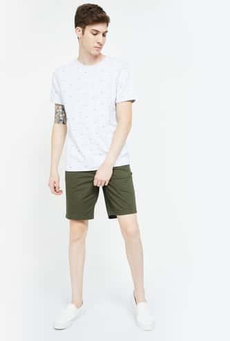 FAME FOREVER Solid Shorts