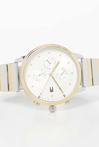 TOMMY HILFIGER Women Water-Resistant Multi-Functional Watch - TH1781908