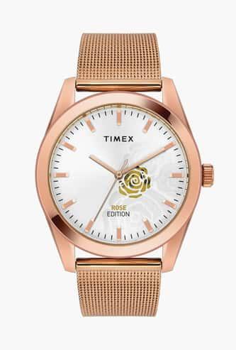 TIMEX Women Embellished Analog Watch- TWEL13200