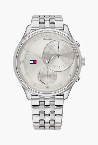 TOMMY HILFIGER Men Analog Watch with Metal Strap - TH1782132