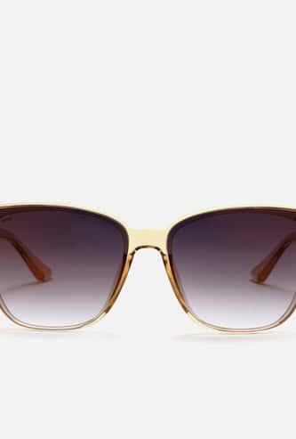 SCOTT Women Solid Butterfly Sunglasses - SCOTT2338C1ALANISS