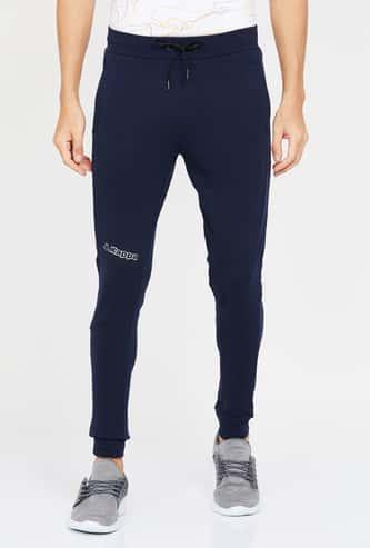KAPPA Solid Elasticated Slim Fit Joggers