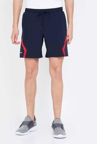 KAPPA Printed Regular Fit Elasticated Hydroway Shorts