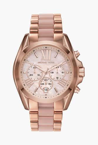 MICHAEL KORS Women Chronograph Watch-MK6830I