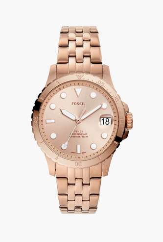 FOSSIL FB-01 Women Water-Resistant Analog Watch - ES4748