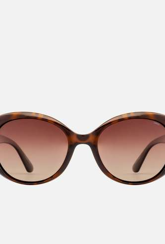 ESPRIT Women Tortoise-Shell Oval Sunglasses - ET-39145P-545-52