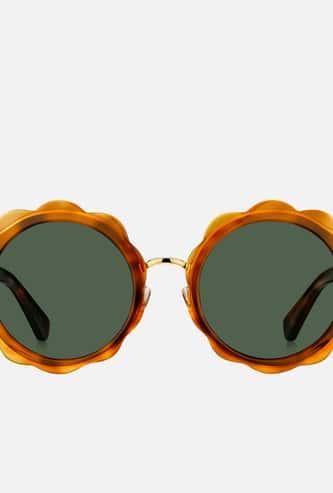 KATE SPADE NEW YORK Women Round Sunglasses- KARRIE-S-09Q