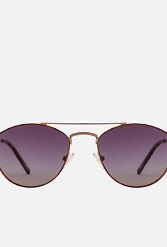 FEMINA FLAUNT Women UV-Protected Oval Sunglasses - 9003-C2
