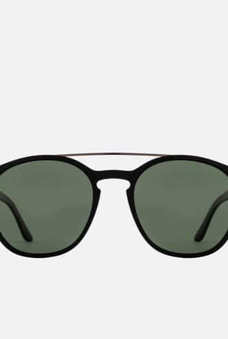 FEMINA FLAUNT Women UV-Protected Round Sunglasses- 9013-C1