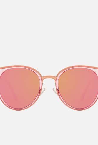 FEMINA FLAUNT Women Mirrored Polarised Sunglasses - 9019-C3