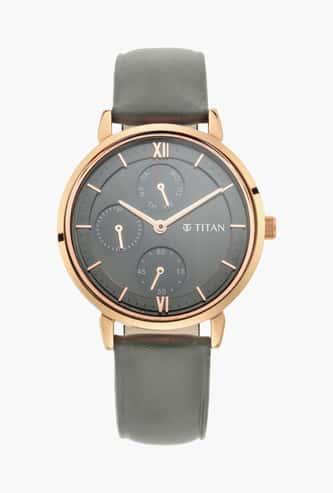TITAN Neo V Women Water-Resistant Multifunctional Watch - 2652WL02