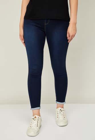 KRAUS Women Super Skinny Fit Jeans